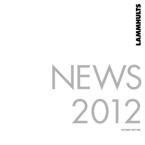 Autumn Edition 2012 Brochure