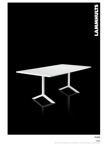 Funk Table