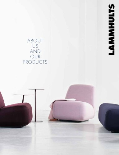 Lammhults about us 2016