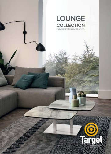 LOUNGE Collection - Coffee Tables, Complements
