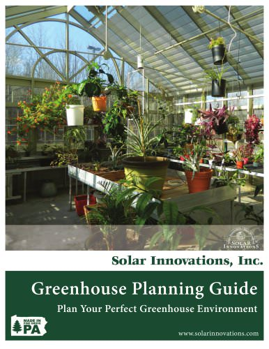 Greenhouse Planning Guide