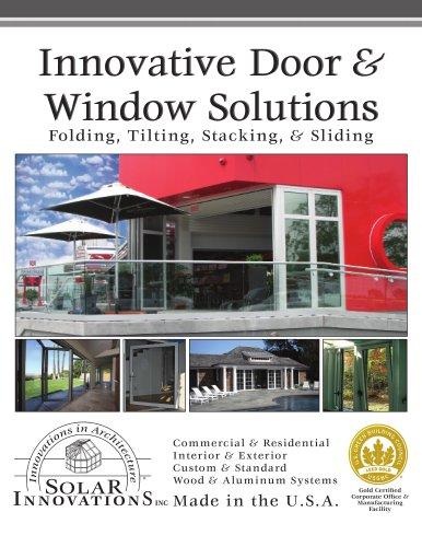 Innovative Door and Window Solutions