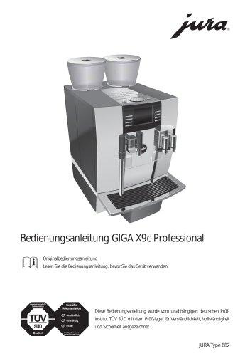 GIGA X9c Professional