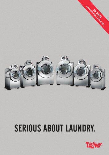 Industrial washer Extractors UW45-UW160