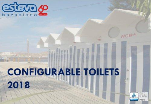 Configurable Toilets