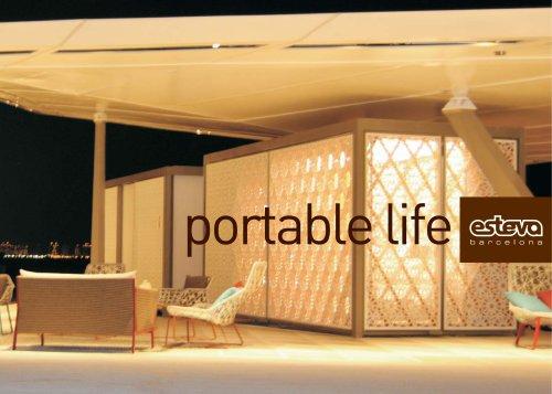 ESTEVA. Portable life
