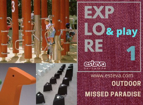 OUTDOOR. PARADISE LOST 1- PLAYGROUNDS