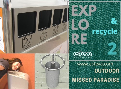 OUTDOOR. PARADISE LOST 2. SUSTAINABLE
