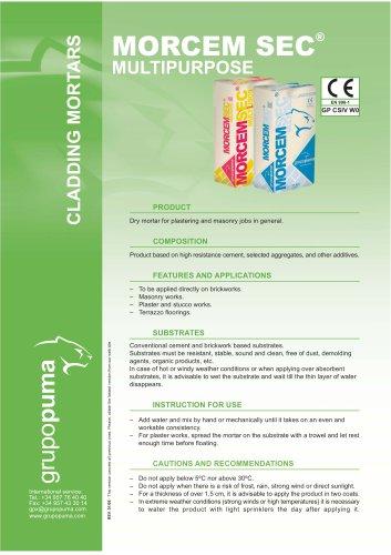 Morcemsec® Multipurposes