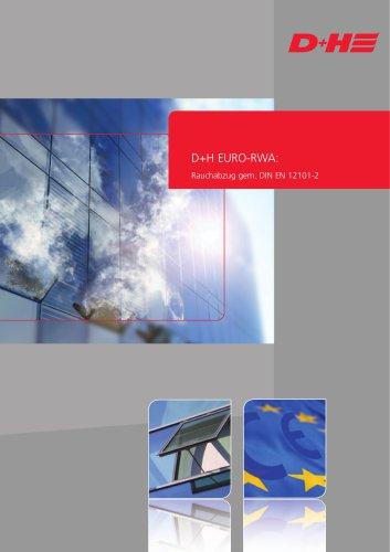 D+H EURO-RWA: Rauchabzug gem. DIN EN 12101-2