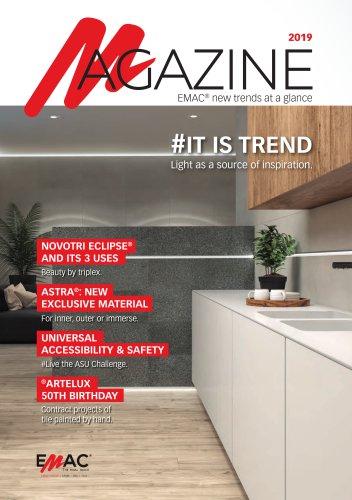 EMAC® new trends at a glance