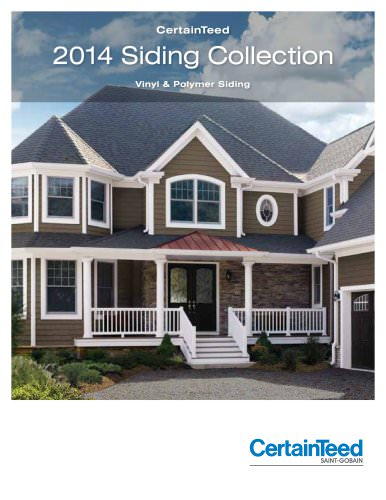 2014 Siding Collection