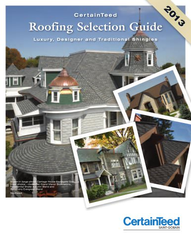 Roofing selection guid