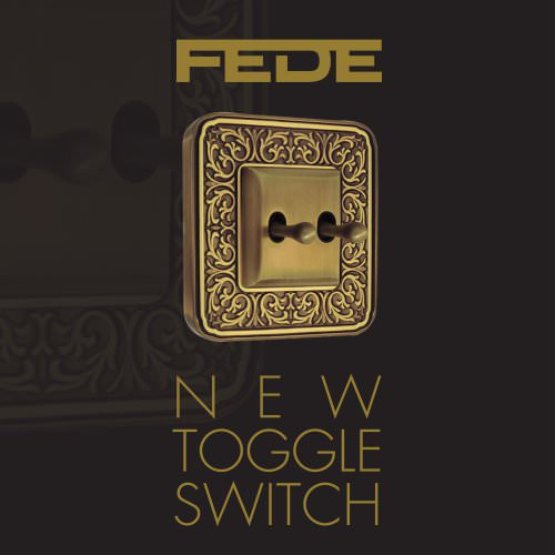 FEDE Toggle switch