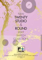 TWENTY, STUDIO & ROUND COLLECTIONS 2020 - 1