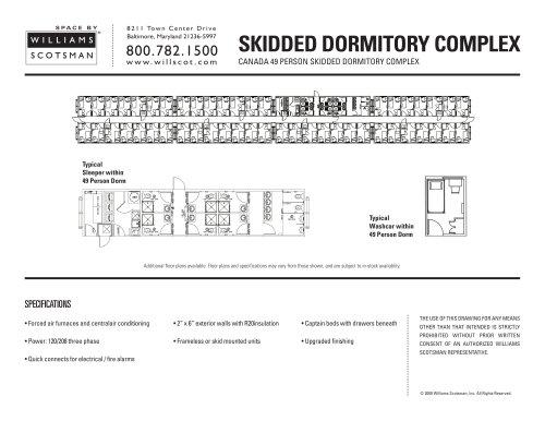 Dormitory Complexes
