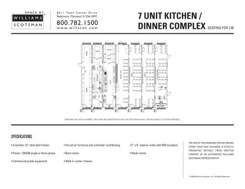 Workforce Camp Kitchens / Diners