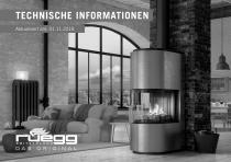 technische Broschüre Rüegg