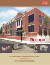 Construction Sweets Brick Brochure