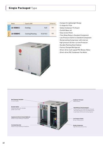 Air Conditioner Window Type Brochure