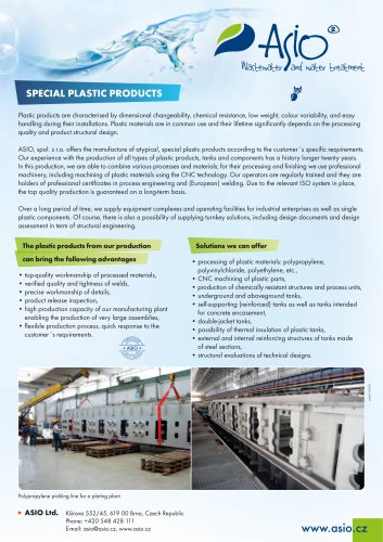 SPECIAL PLASTIC PRODUCTS