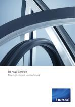 heroal Service - Biegen, Abkanten und Laserbearbeitung