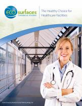 ECOsurfaces in Healthcare Settings
