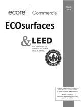 ECOSurfaces LEED Guide 2014 (v4)