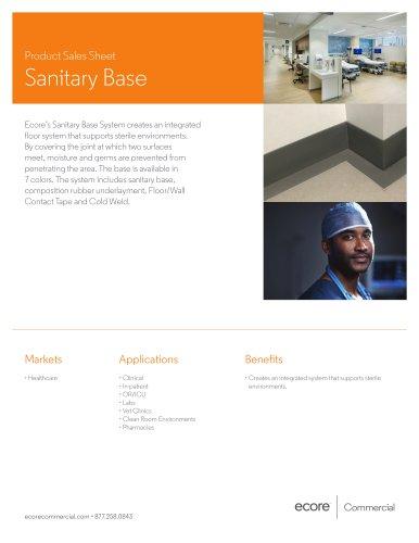 Sanitary Base