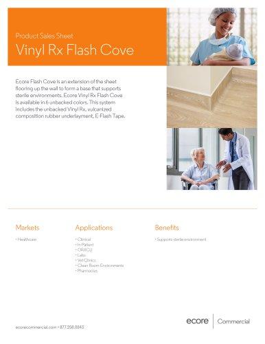 Vinyl Rx Flash Cove