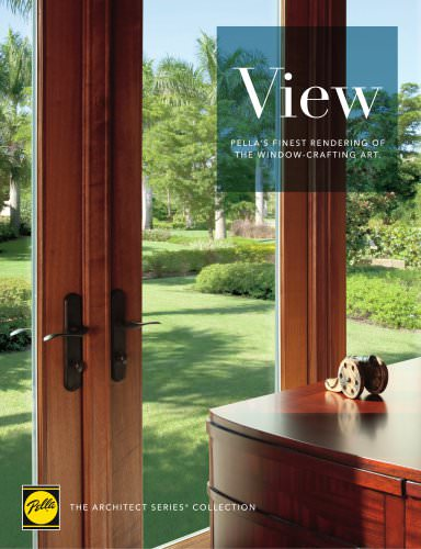 Architect Series® Wood Windows and Doors