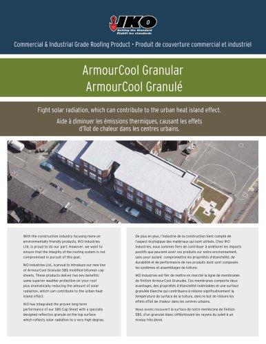 IKO ArmourCool Granular