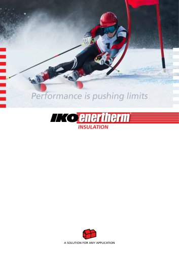 IKO enertherm insulation