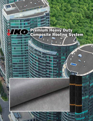 Premium Heavy Duty Composite Roofing System