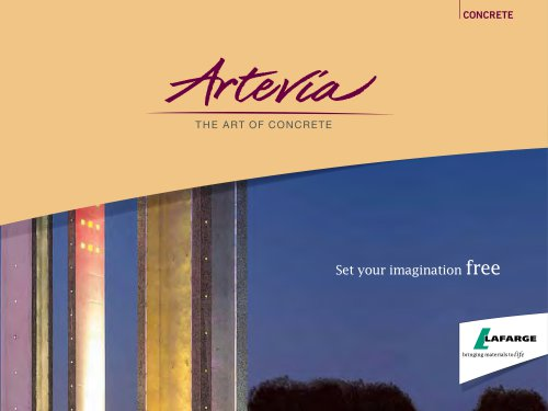 Artevia Booklet