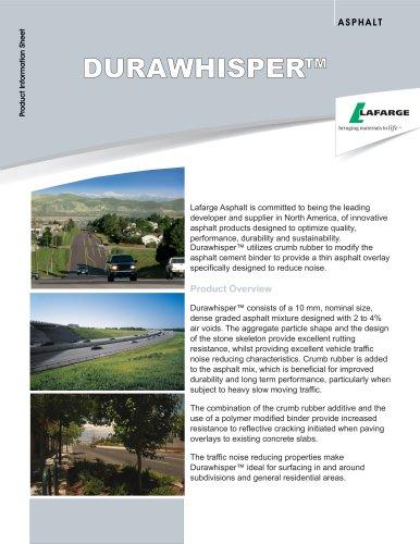 Durawhisper