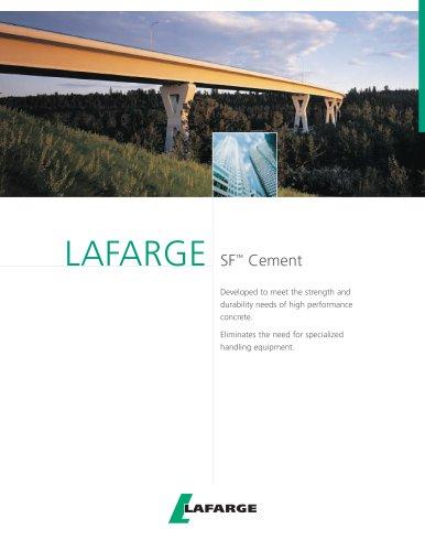 SF Cement