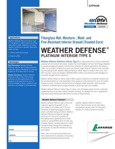 weather defense platinum