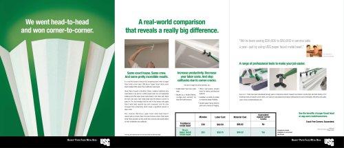 USG Beadex® Brand Paper-Faced Bead