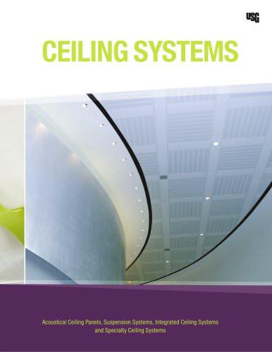 USG Ceiling Systems - SC2000