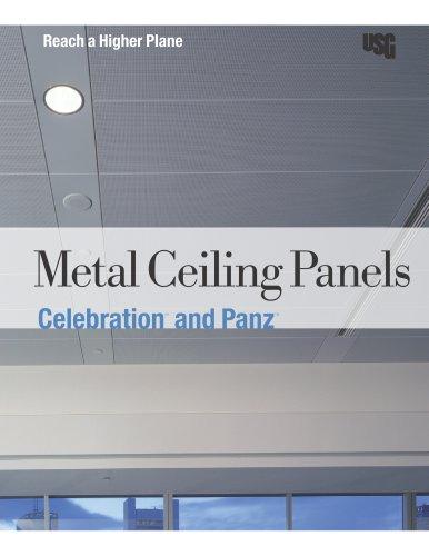 USG Celebration™ and USG Panz™ Ceiling Panels