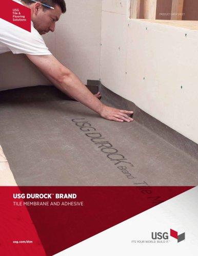 USG Durock™ Brand Tile Membrane