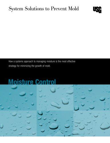 USG Moisture Control Brochure