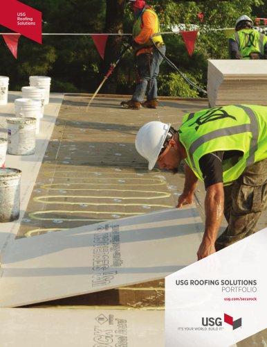 USG Securock® Brand Roofing