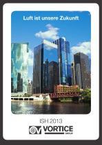 Katalog ISH-Neuheiten 2013