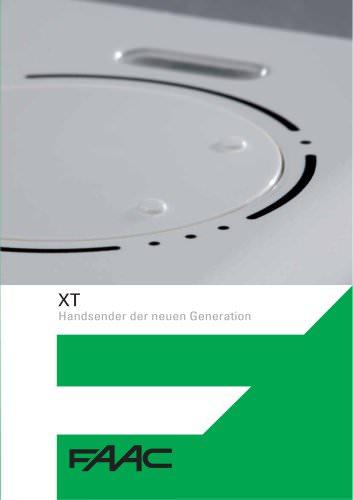 Handsender XT