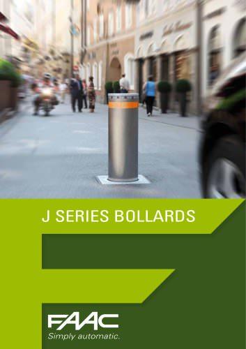 J200 Series bollard