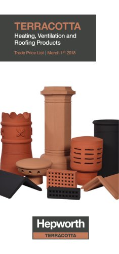 Plumbing and waste water drainage solutions