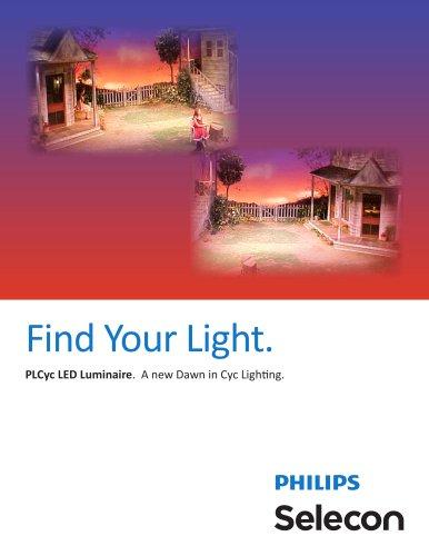 PLCyc LED Luminaire