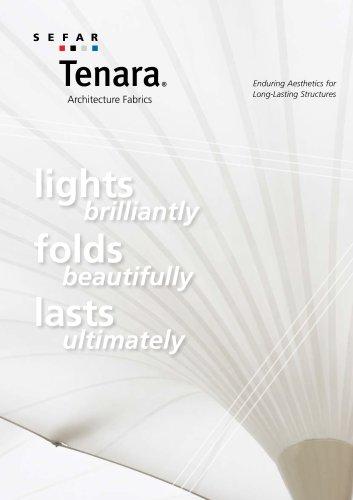 Sefar Tenara brochure